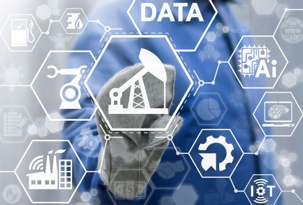 How will digital oilfields impact the future of oil and gas?